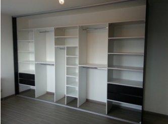 Kvalitné vstavané skrine vydržia celý život