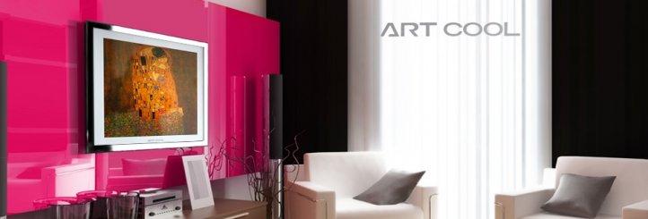 Klimatizácia s nádychom umeleckého diela