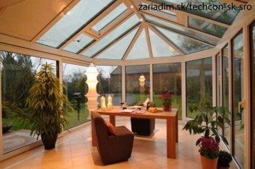 5 otáznikov zimnej záhrady