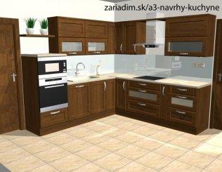 O dizajne kuchyne sa oplatí premýšľať ešte pred stavbou domu