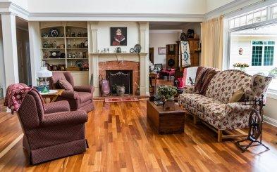 Od výberu podlahy záleží pohoda doma